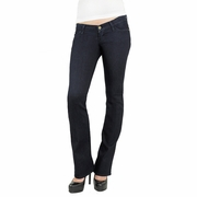 James Jeans Internal Slim Boot Leg Premium Maternity Jeans - Dark Paris