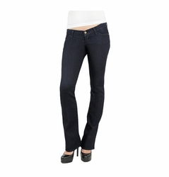 SOLD OUT James Jeans Internal Slim Boot Leg Premium Maternity Jeans - Dark Paris