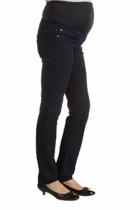 James Jeans Randi External Pencil Leg Premium Maternity Jeans - China Doll