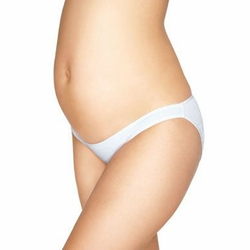 SOLD OUT Japanese Weekend Baby Rib Low Rider Maternity Panty (3 Pack) - FINAL SALE