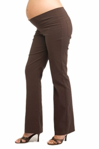 Japanese Weekend Bengaline Maternity Pants