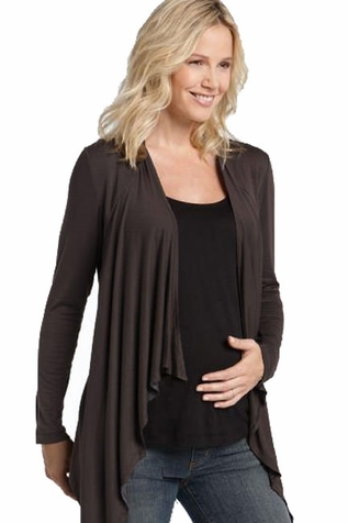 SOLD OUT Japanese Weekend d&a Maternity And Nursing Top With Jacket