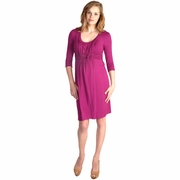 Japanese Weekend d&a Nursing and Maternity Dress