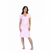 Japanese Weekend Maternity And Nursing Nightgown