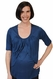 Japanese Weekend Maternity And Nursing Tulip Top