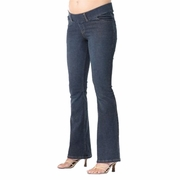 Japanese Weekend OK Bootflare Maternity Jeans