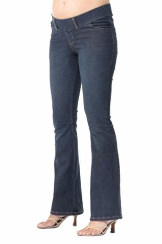 SOLD OUT Japanese Weekend OK Bootflare Maternity Jeans