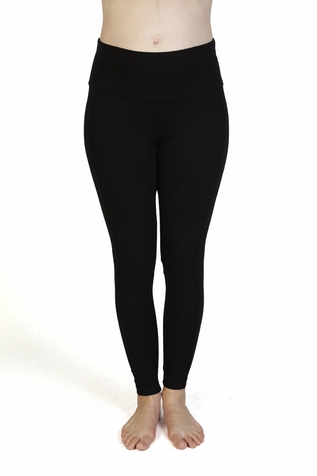 SOLD OUT Japanese Weekend Ponte Riding Maternity Jeggings
