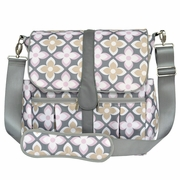 JJ Cole Collections Backpack Diaper Bag - Pink Lily