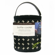 JJ Cole Collections Bottle Cooler Bag - Grey Drop