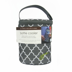 JJ Cole Collections Bottle Cooler Bag - Stone Arbor