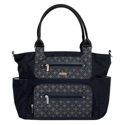 JJ Cole Collections Caprice Tote Diaper Bag - Shadow