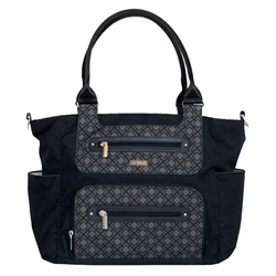 SOLD OUT JJ Cole Collections Caprice Tote Diaper Bag - Shadow