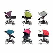 SOLD OUT JJ Cole Collections Color Swap Canopy Accessory For Broadway Stroller
