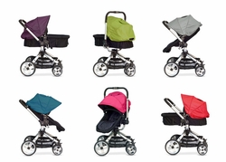JJ Cole Collections Color Swap Canopy Accessory For Broadway Stroller