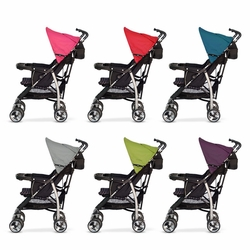 SOLD OUT JJ Cole Collections Color Swap Canopy Accessory For Monroe Stroller