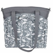 JJ Cole Collections Mode Tote Diaper Bag - Ash Woodland