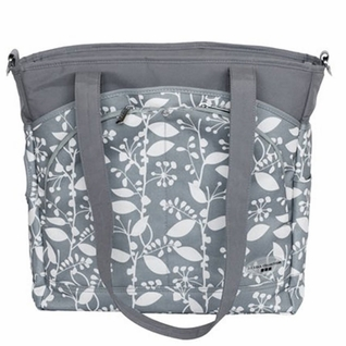 SOLD OUT JJ Cole Collections Mode Tote Diaper Bag - Ash Woodland