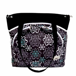 SOLD OUT  JJ Cole Collections Mode Tote Diaper Bag - Sky Crystal