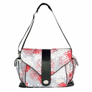JJ Cole Collections Myla Diaper Bag - Cherry Lotus