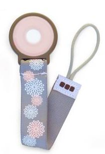 SOLD OUT JJ Cole Collections Pacifier Clip