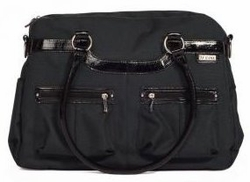 SOLD OUT JJ Cole Collections Satchel Diaper Bag - Onyx