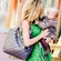 SOLD OUT JP Lizzy Quilted Satchel Diaper Bag - Slate Saffron