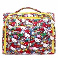 Ju-Ju-Be B.F.F. Tote/Backpack Style Diaper Bag - Hello Kitty Tick Tock