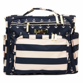 SOLD OUT Ju-Ju-Be B.F.F. Tote/Backpack Style Diaper Bag - Legacy The Commodore