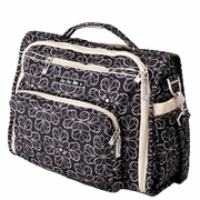 Ju-Ju-Be B.F.F. Tote/Backpack Style Diaper Bag - Licorice Twirl