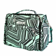 Ju-Ju-Be B.F.F. Tote/Backpack Style Diaper Bag - Mint Chip