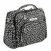 Ju-Ju-Be B.F.F. Tote/Backpack Style Diaper Bag - Platinum Petals