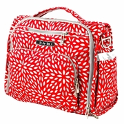 TEMPORARILY OUT OF STOCK Ju-Ju-Be B.F.F. Tote/Backpack Style Diaper Bag - Scarlet Petals