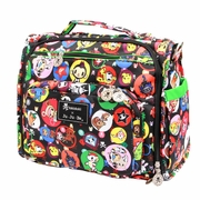 Ju-Ju-Be B.F.F. Tote/Backpack Style Diaper Bag - Tokidoki Bubble Trouble