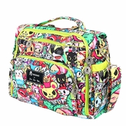 TEMPORARILY OUT OF STOCK Ju-Ju-Be B.F.F. Tote/Backpack Style Diaper Bag - Tokidoki Iconic