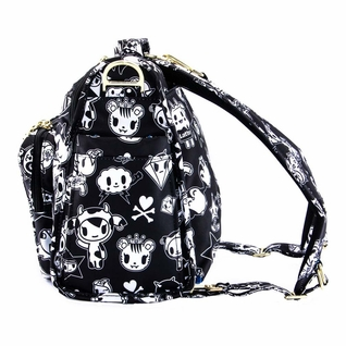 SOLD OUT Ju-Ju-Be B.F.F. Tote/Backpack Style Diaper Bag - Tokidoki The Kings Court
