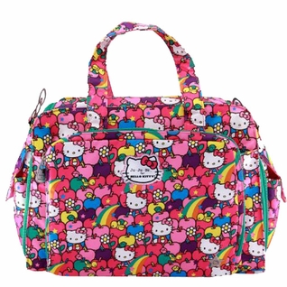 SOLD OUT Ju-Ju-Be Be Prepared Diaper Bag - Hello Kitty Lucky Stars