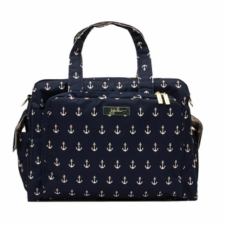 Ju-Ju-Be Be Prepared Diaper Bag - Legacy The Admiral