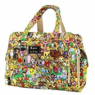 SOLD OUT Ju-Ju-Be Be Prepared Diaper Bag - Tokidoki Animalini