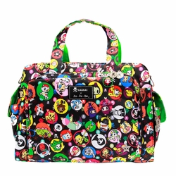 Ju-Ju-Be Be Prepared Diaper Bag - Tokidoki Bubble Trouble