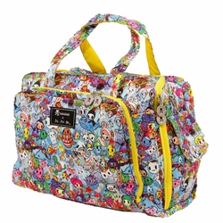 TEMPORARILY OUT OF STOCK Ju-Ju-Be Be Prepared Diaper Bag - Tokidoki Sea Amo