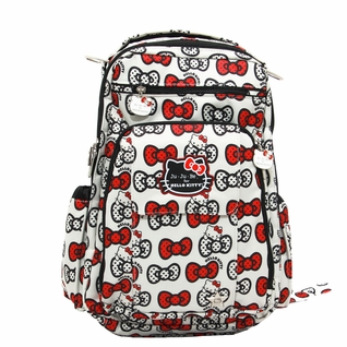 SOLD OUT Ju-Ju-Be Be Right Back Backpack Style Diaper Bag - Peek-A-Bow