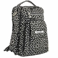 Ju-Ju-Be Be Right Back Backpack Style Diaper Bag - Platinum Petals