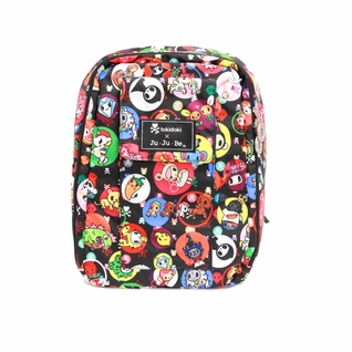 SOLD OUT  Ju-Ju-Be Mini Be Backpack Style Diaper Bag - Tokidoki Bubble Trouble