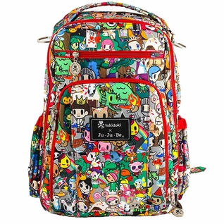 SOLD OUT Ju-Ju-Be Be Right Back Backpack Style Diaper Bag - Tokidoki Fairytella