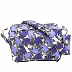 Ju-Ju-Be Better Be Messenger Style Diaper Bag - Lilac Lace