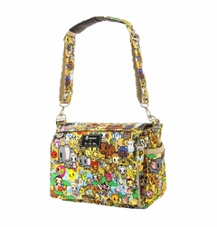 TEMPORARILY OUT OF STOCK Ju-Ju-Be Better Be Messenger Style Diaper Bag - Tokidoki Animalini