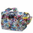 Ju-Ju-Be Better Be Messenger Style Diaper Bag - Tokidoki Sea Amo