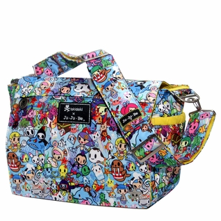 SOLD OUT Ju-Ju-Be Better Be Messenger Style Diaper Bag - Tokidoki Sea Amo