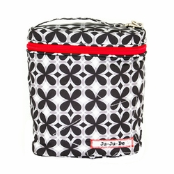 Ju Ju Be Fuel Cell Bottle Bag - Crimson Kaleidoscope